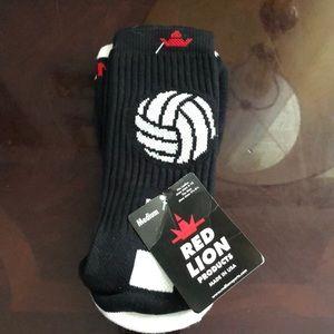 NWT Volleyball Socks